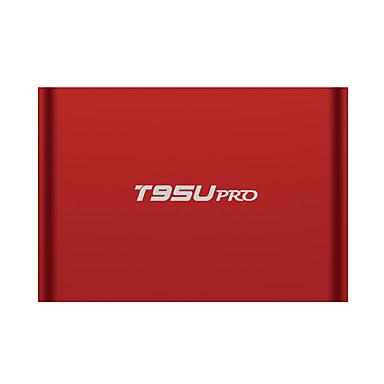 T95U Pro Android6.0 TV-boks Amlogic S912 2GB RAM 16GB ROM Octa Core