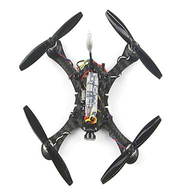 Drone 4 Kanaler 6 Akse 2.4G Fjernstyrt quadkopter Med kamera Fjernstyrt Quadkopter Fjernkontroll USB-kabel Brukerhåndbok Skrutrekker