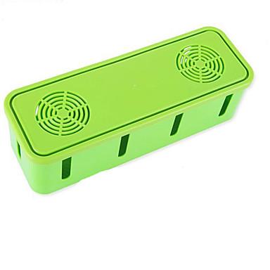 Oppbevaringskasser Plastik med # , Trekk er Med lokk , For
