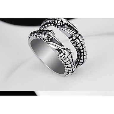 男性用 指輪 ジュエリー 合金 ドラゴン ジュエリー 用途 日常