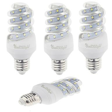 E26/E27 LEDコーン型電球 T 23 LEDの SMD 2835 装飾用 温白色 クールホワイト 800lm 3000/6000K 交流220から240V