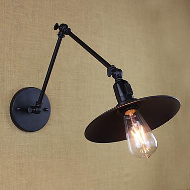 ミニスタイルのためのE26 / E27素朴/ロッジの絵の特徴/スイングアーム/電球includeddownlight壁sconceswall