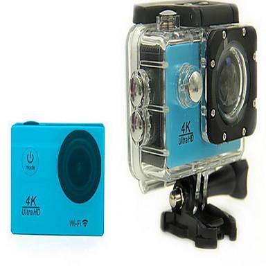 Action Camera / Sports Camera 12MP 8MP 5MP 640 x 480 1024x768 WIFI ワイヤレス 多機能 1.5 2 シングルショット バーストモード タイムラプス 30 Mユニバーサル バイク サーフィン ボート遊び