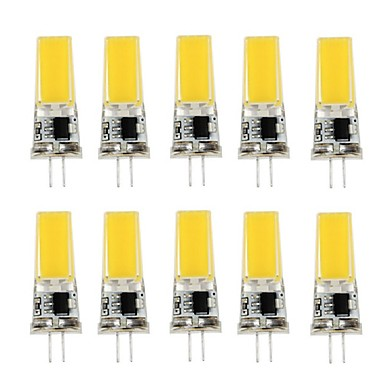 10Pcs Tredet Others G4 2805 Cob AC220 v 850 lm Natural White Warm White Double Needle Waterproof Glue Lamp Other