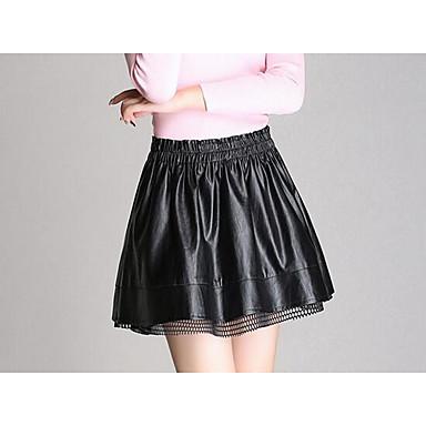 レディース ストリートファッション ハイライズ ボディコン ミニ スカート プリーツ ゼブラプリント