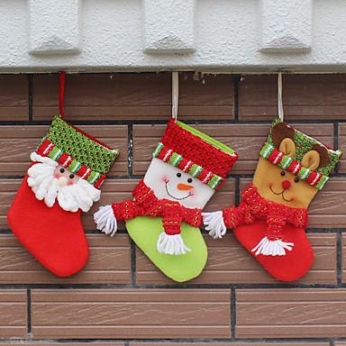3cover) (erityylisiä) uudenaikainen talo ornamentti joulukoristeet joulu sileää