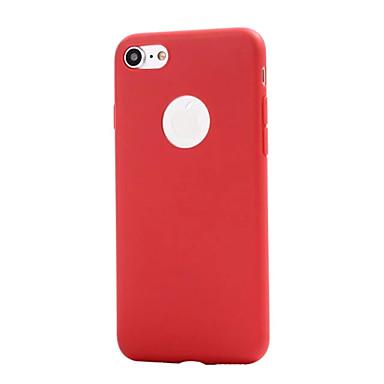 Pouzdro Uyumluluk Apple iPhone XS / iPhone XR / iPhone XS Max Buzlu Arka Kapak Solid Yumuşak TPU