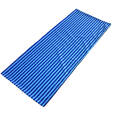 寝袋ライナー 屋内用 シングル 幅150 x 長さ200cm 10 ダウン 千グラム 230X100 キャンピング / 旅行 / 屋内 防水 / 防雨 / 防風性 / 通気性 / 折り畳み式 / 携帯式 / 圧縮袋 OEM