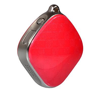 DMDG Langaton Others DMDG Wearable Mini Precision GPS Locator Tracker / Dual Talk / SOS Alarm / Smart Phones APP Tracking Hopea  / Harmaa