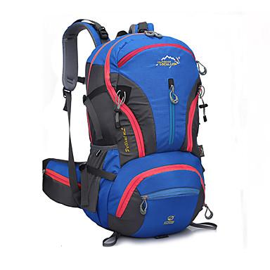 40 L Retkeilyreput Travel Duffel Backpack Rinkka Kiipeily Retkeily ja vaellus Matkailu Käytettävä Teryleeni