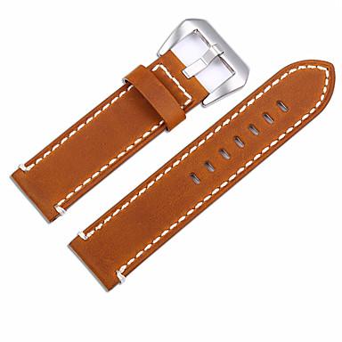Klokkerem til Fitbit Blaze Fitbit Klassisk spenne Moderne spenne Lær Håndleddsrem