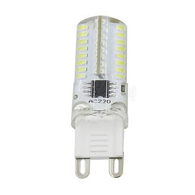 3W 280-300lm G9 Becuri LED Bi-pin T 64 LED-uri de margele SMD 3014 Intensitate Luminoasă Reglabilă Alb Cald / Alb Rece 220V / 110V /