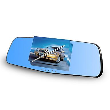 JADO D600 novatek NT96220 1080p 車のDVR 4.3 インチ スクリーン OVCMOS ダッシュカム
