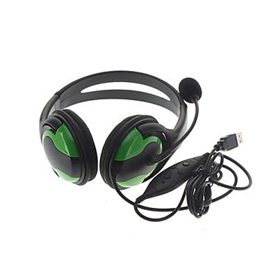 USB Sluchátka na uši - Sony PS3 USB hub Drátový