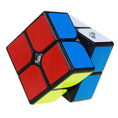 Rubikin kuutio QI YI 2*2*2 Tasainen nopeus Cube Rubikin kuutio Puzzle Cube Professional Level / Nopeus Lahja Klassinen ja ajaton Tyttöjen