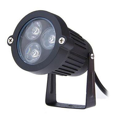 1set Varm hvit / Kjølig hvit LED strømforsyning Vanntett 85-265 V Dekorasjon Elektrisk kontakt