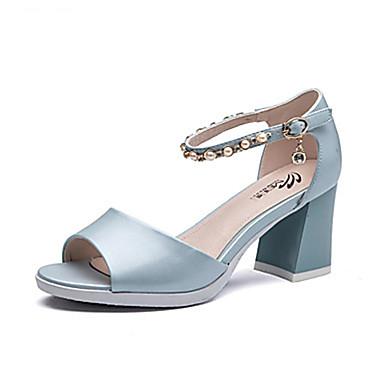 Γυναικεία παπούτσια - Πέδιλα - Γραφείο   Δουλειά   Καθημερινά - Χοντρό  Τακούνι - Με Τακούνι 66a53ad481e