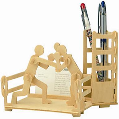 ジグソーパズル ウッドパズル ビルディングブロック DIYのおもちゃ 球体 1 ウッド クリスタル プラモデル&組み立ておもちゃ
