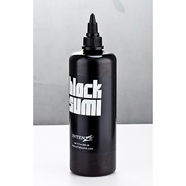 Intenze ® Professional 1 × 360 ml Musta Klassinen Päivittäin Korkealaatuinen