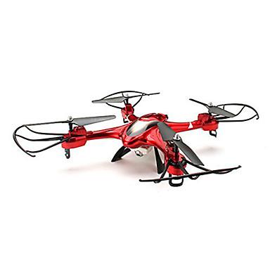 RC Drone SJ  R / C X300-2 4 Kanaler 6 Akse 2.4G Fjernstyrt quadkopter En Tast For Retur / Hodeløs Modus / Flyvning Med 360 Graders Flipp