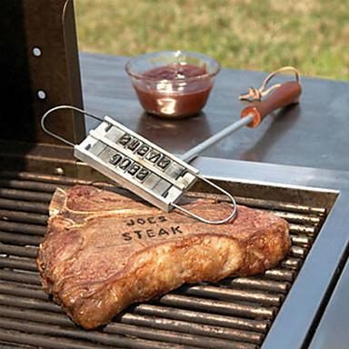 Muovi Muovi Uutuudet Panoroida Ruoanlaittovälineet BBQ grillisarja