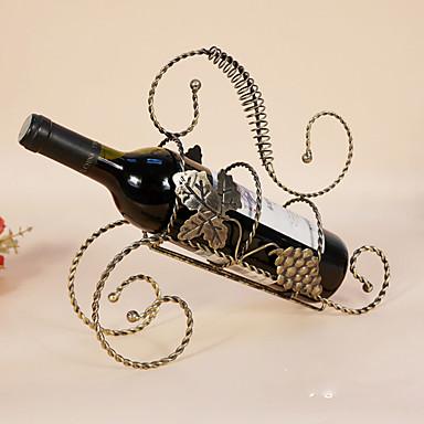 ワインラック 鋳鉄,29*9.5*26CM ワイン アクセサリー