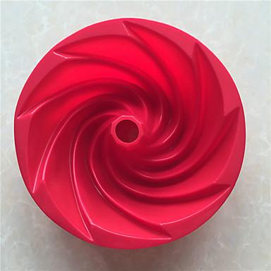 Ferramentas bakeware Silicone Anti-Aderente / 3D / Faça Você Mesmo Pão / Bolo / Biscoito Molde