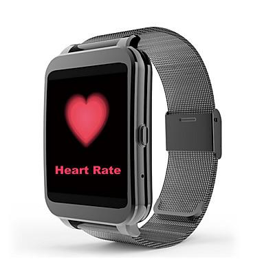 Reloj elegante / Pulsera inteligente para iOS / Android / iPhone GPS Temporizador / Reloj Cronómetro / Seguimiento de Actividad / Seguimiento del Sueño / Monitor de Pulso Cardiaco / Control de Medios