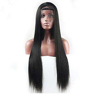 κορυφή ανθρώπινη τρίχα ποιότητας πλήρη περούκες δαντέλες περούκα δαντέλα μπροστά glueless 100% βραζιλιάνα παρθένα ανθρώπινα μαλλιά ίσια