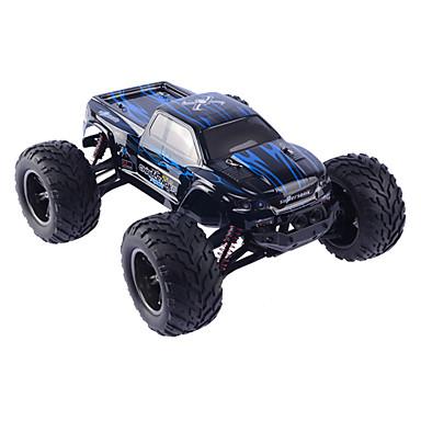 RC Car Maasturi 4WD Korkea nopeus Drift Car Off Road Car Monster Truck Bigfoot Maastoauto 1:12 40 KM / H Kauko-ohjain Ladattava Sähköinen