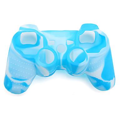 Peliohjaimen suojakotelo Käyttötarkoitus Sony PS3 ,  Erikois Peliohjaimen suojakotelo Silikoni 1 pcs yksikkö
