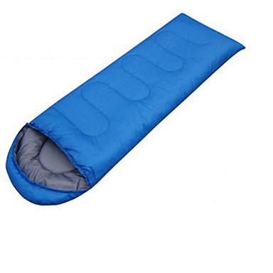 寝袋 アウトドア 10 °C 封筒型 防水 / 携帯用 / 防湿 のために 春 / 夏 / 秋