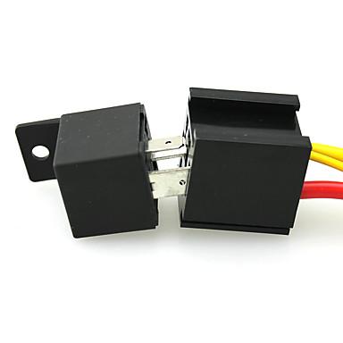 iztoss autojen rele 24v 80a Boschin tyyli s rele valjaat socket