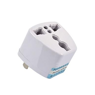 AU universal EU Reino Unido nos EE.UU. cargador de enchufe de alimentación de CA de viaje convertidor adaptador de conversión adaptador