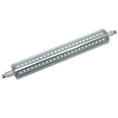 15W 1100lm R7S Bombillas LED de Mazorca T 144LED Cuentas LED SMD 2835 Decorativa Blanco Cálido / Blanco Fresco 85-265V