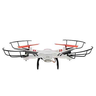RC Drone WL Toys V686G 4CH 6 Eixos 2.4G Com Câmera HD Quadcópero com CR FPV Luzes LED Retorno Com 1 Botão Auto-Decolagem Modo Espelho