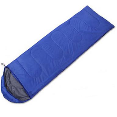 寝袋 封筒型 10°C 防湿 防水 携帯用 折り畳み式 長方形 通気性 180 キャンピング&ハイキング ハイキング キャンピング 屋内 屋外 旅行 シングル 幅150 x 長さ200cm