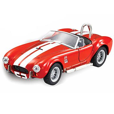 Spielzeug-Autos Modellauto Bildungsspielsachen Spielzeuge Retro Neuartige Simulation Musik & Licht Auto Metalllegierung Metal
