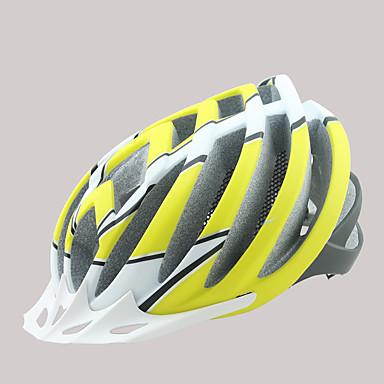 abordables Casques de Cyclisme-Adulte 18 Aération EPS PC Des sports Vélo tout terrain / VTT Cyclisme sur Route Cyclisme / Vélo - Noir Rouge Bleu Homme Femme Unisexe
