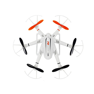 RC Drone FQ777 956 4CH 6 Axis 2.4G RC Quadcopter Headless Mode 360°Rolling Ground Station RC Quadcopter Remote Controller/Transmmitter