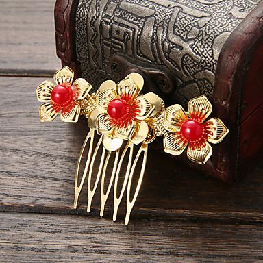Accesorios lolita Lolita Clásica y Tradicional Para la Cabeza Inspiración Vintage Mujer Accesorios de Lolita Para la Cabeza Legierung