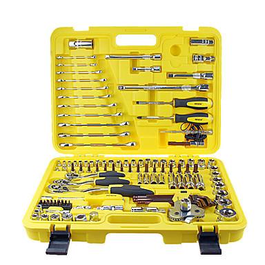 rewin työkalu autojen pal 122pcs dr.socket avaimella ammattilainen Hoitoainesettiin työkalu