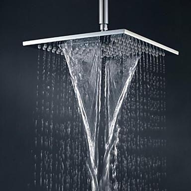 Contemporary Rain Shower Chrome Feature-Rainfall , Shower Head