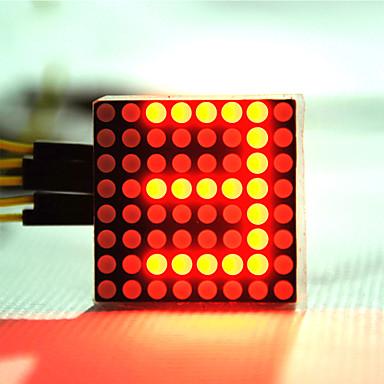 Crab Kingdom® Single Chip Microcomputer Til Kontor og Læring 3.5*1.5