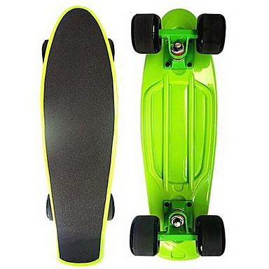 スタンダードスケートボード メタル ブラック レッド グリーン ブルー