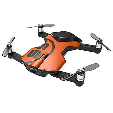 RC ドローン WINGSLAND S6 4CH 3軸 2.4G HDカメラ付き ラジコン・クアッドコプター ワンキーリターン / 自動離陸 / アクセスリアルタイム映像 ラジコン・クアッドコプター / カメラ / USB ケーブル / ホバー / フライトデータを収集