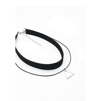 Modische Halsketten Anhängerketten Schmuck Alltag Einzelkette Basis Design Aleación Damen 1 Stück Geschenk Wie in der Abbildung angezeigt