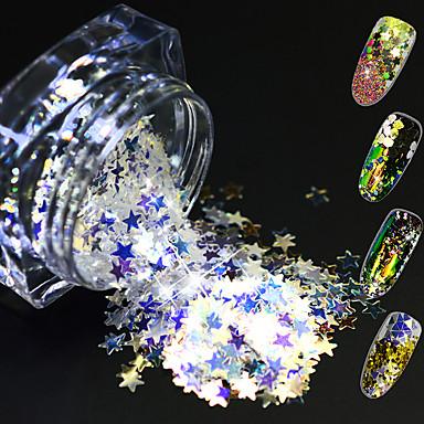 1 Nagel-Kunst-Dekoration Strassperlen Make-up kosmetische Nail Art Design