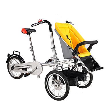 Falträder Radsport 16 Zoll Doppelte Scheibenbremsen Ordinär Faltbar gewöhnlich Stahl / 2-3 Jahre / 3 bis 5 Jahre