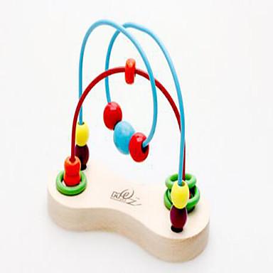 Zum Stress-Abbau Bildungsspielsachen Spielzeuge Neuartige Sphäre Zylinderförmig Holz 1 Stücke Jungen Mädchen Kindertag Geschenk